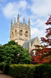Christchurch College Cathedral, Oxford Royalty Free Stock Photo