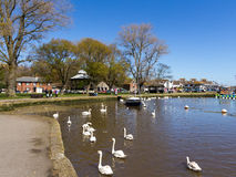 Christchurch Dorset England Stock Image