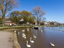 Christchurch Dorset England Stock Image