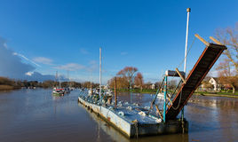 Christchurch Dorset England UK River Stour Stock Photography