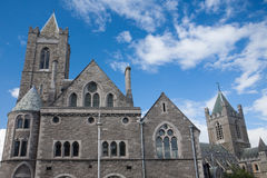 Christchurch Dublin Royalty Free Stock Photo