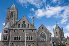 Christchurch Dublin Royalty Free Stock Photo