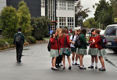 Christchurch Earthquake - Burnside & Avonside Stock Photography