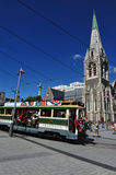 Christchurch - New Zealand Stock Image