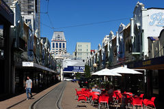 Christchurch - New Zealand Royalty Free Stock Photography