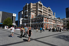Christchurch - New Zealand Royalty Free Stock Image