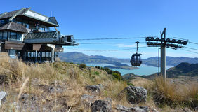 Christchurch Gondola - New Zealand Stock Photos