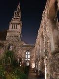 Christchurch Grey Friars Church Garden fotos de archivo