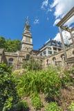 Christchurch Greyfriars Garden in London Royalty Free Stock Photo