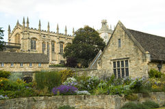 Christchurch-Hochschule Oxford Stockbilder