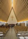 Christchurch kartonu katedra Obraz Royalty Free