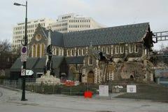 Christchurch-Kathedrale Stockfotografie