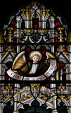 Christchurch-Kathedralen-Buntglas-Fenster Lizenzfreie Stockfotografie