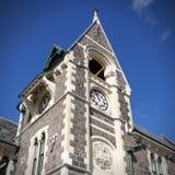 Christchurch New Zealand Stock Image