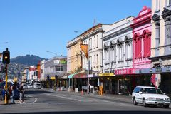 Christchurch, New Zealand Stock Images