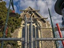 Christchurch, Nieuw Zeeland. 18 mei 2012 Stock Foto's