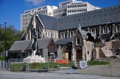 Cathédrale toujours une ruine Photo libre de droits