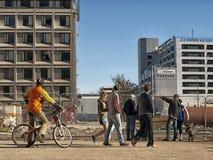 Christchurch, Nueva Zelanda. 20 de mayo de 2012 Fotos de archivo