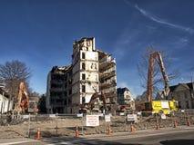 Christchurch, Nueva Zelanda. 20 de mayo de 2012 Fotos de archivo libres de regalías