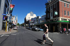 Christchurch - Nueva Zelanda Imagen de archivo libre de regalías