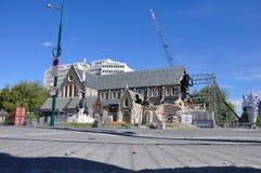Todavía catedral una ruina Fotografía de archivo libre de regalías