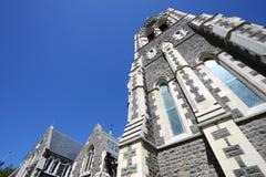 Christchurch, Nueva Zelandia foto de archivo