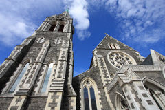 Christchurch, Nuova Zelanda Fotografie Stock Libere da Diritti