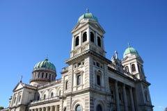 Christchurch, Nuova Zelanda immagini stock
