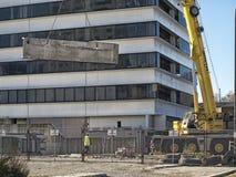 Christchurch, Nuova Zelanda. 20 maggio 2012 Fotografie Stock Libere da Diritti