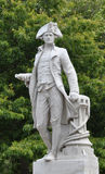 Christchurch, Nuova Zelanda - sir James Cook Immagini Stock Libere da Diritti