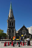Christchurch - Nya Zeeland royaltyfria bilder