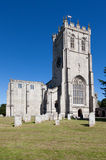 Christchurch Priory Stock Image