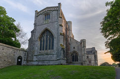 Christchurch Priory Stock Photography