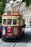 Christchurch Tram Stock Photos