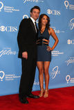 Christel Khalil, Daniel Goddard Stock Photo