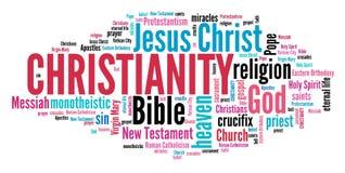 Christelijke godsdienst stock illustratie