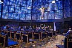 Christelijke kerk Royalty-vrije Stock Foto