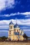 Christelijke kerk in Chisinau Stock Foto