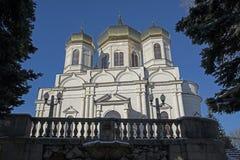 Christelijke kerk in Stavropol Royalty-vrije Stock Foto