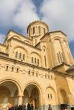 Christen - Tbilisi Georgië royalty-vrije stock afbeeldingen