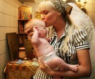 christening стоковые фотографии rf