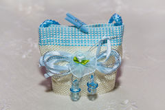 Christening keepsake - gift Royalty Free Stock Photography