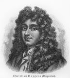 Christiaan Huygens Stock Images