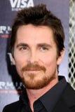 Christian Bale Stock Fotografie