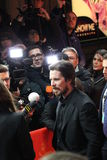 Christian Bale  immagine stock