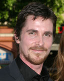 Christian Bale,Batman Royalty Free Stock Photos