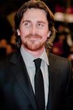 Christian Bale chez le Berlinale 2012 Photos stock
