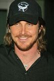 Christian Bale Stock Image