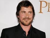Christian Bale Stock Photo