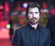 Free Christian Bale Poses At The `Vice Stock Photo - 139361510
